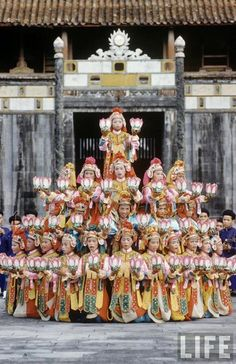 Lo spettacolo di corte ad Hue http://viaggi.asiatica.com/?source=pinterest&campaign=pin_12082015