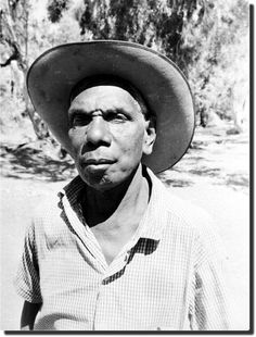 Vincent Lingiari land rights activist of the Gurindji people. Aboriginal Education, Aboriginal Culture, Aboriginal People, Aboriginal Art, Australian Aboriginal History, Generation Years, Australian People, Australian Artists, Labor Rights