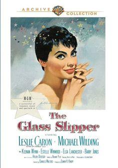 Amazon.com: The Glass Slipper: Leslie Caron, Michael Wilding, Keenan Wynn, Estelle Winwood, Elsa Lanchester, Barry Jones, Charles Walters: Movies & TV