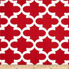 Red Outdoor Pillow Summer Pillow-Red by AnyarwotDesigns on Etsy