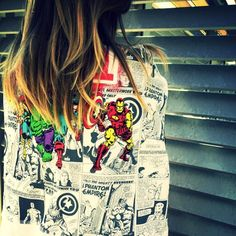 Marvel Fan, Marvel Comics, Marvel Women, Geek Fashion, Avengers, Empire, Geek Stuff, Comic Books, Superhero