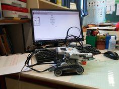 VDC (Vie de classe) CM2: Lego mindstorms ça continue