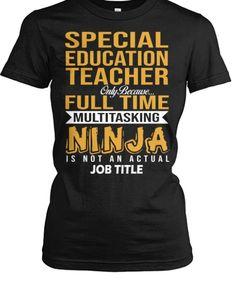 Special Education teacher T Shirts Famous Quotes On Teachers, Retro Shirts, Special Education Teacher, Job Title, High Quality T Shirts, Best Teacher, Vintage Fashion, Vintage Style, First Love