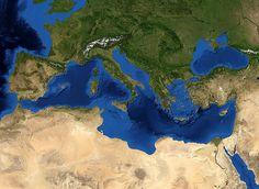 Tsunami nel Mediterraneo. Uno studio condotto dall'Isma-Cnr mostra come in passato il nostro mare sia stato interessato da eventi catastrofici quali gli tsunami, come quello del 365 d.C. Credits immagine: Wikipedia. Leggi l'articolo su Galileo: http://www.galileonet.it/blog_posts/514b157da5717a03a700001e