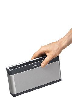 Bose® SoundLink® Bluetooth® Mobile Speaker III