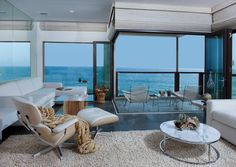 Carbon Beach CA  Living  Coastal  Contemporary  Eclectic by Tracy Murdock