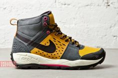 nike acg alder yellow grey 4 570x379 Nike ACG Air Alder Mid   Gold Suede   Anthracite