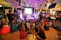 World Stage Ballroom, Madame Tussauds London