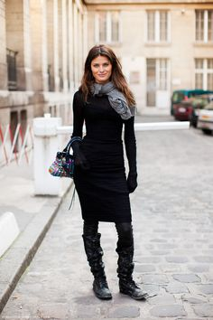 Les Mademoiselles by My French Dressing: Isabeli Fontana