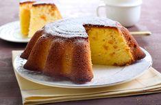 Citromos, joghurtos süti kukoricalisztből - Gluténmentes finomság villámgyorsan Cheesecakes, Cupcakes, Brownie Cake, Trifle, Doughnuts, Cornbread, French Toast, Muffins, Gluten Free