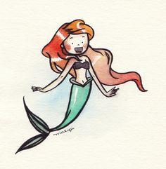 #ariel #disney #princess #mermaid #littlemermaid