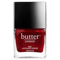 butter LONDON Trend Nail Lacquer 11ml - Chancer ($15) ❤ liked on Polyvore featuring beauty products, nail care, nail polish, butter london nail polish, butter london nail lacquer, butter london and formaldehyde free nail polish