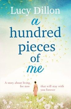 A Hundred Pieces of Me by Lucy Dillion. September 2014. http://sails.ent.sirsi.net/client/noatboro/search/results?qu=hundred+pieces+dillon