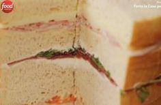 panettone gastronomico Easy Bread, Zucchini Bread, Antipasto, Finger Foods, Vanilla Cake, Bread Recipes, Cheesecake, Food And Drink, Pizza