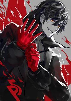 Persona 5 Joker