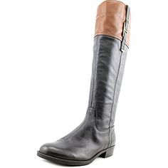 5b64ed724ca9 Tommy Hilfiger Gibsy Women US 8 Black Knee High Boot     Check out this