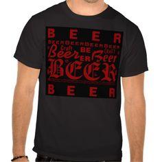 Craft Beer, Black & Red #beer #craft beer  http://www.zazzle.com/beerbrew?rf=238806092629186307