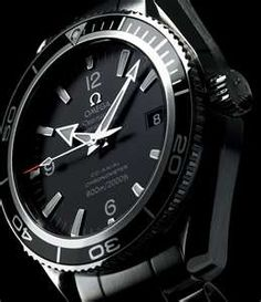"""Omega Seamaster Planet Ocean, the James Bond watch in """"Quantum of ..."""