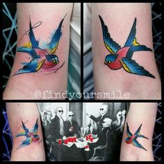 Orlando Tattoo Artist - Russell | Hart and Huntington Orlando