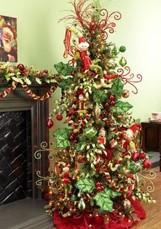 2013 Merry Mistletoe Tree #2