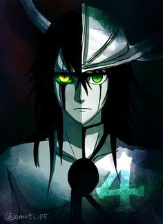 Ulquiorra Sciffer,ciffer,cifer espada 4 anime bleach