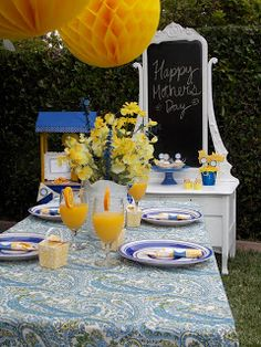 Mother's Day Brunch by: LAURA'S little PARTY