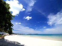 Chewang Beach. Koh Samui. Thailand