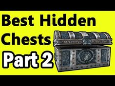How to Get to the Secret Invisible Chest in Whiterun (Part 2) Glitch / Cheat - YouTube