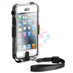 Griffin Survivor + Catalyst Waterproof Case for Apple iPhone 5 - Black Clear | RP: $80.95, SP: $79.99