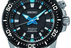 Reloj Seiko Sportura modelo SKA561P1 - Seiko Diver Kinetic http://blgs.co/UM_Qs3
