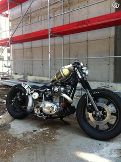 Bobber xs650 - want it!