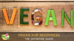 Being a vegan is not an easy task. This guidebook on how to be a vegan for beginners will give you tips, benefits and challenges that go along your journey.