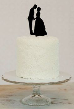 71 Unique Wedding Cake Toppers   HappyWedd.com