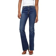 Levi's Women's 512 Perfectly Slimming Bootcut Jeans - Clothing, Shoes & Jewelry - Clothing - Women's Clothing - Women's Regular Clothing - Women's Regular Jeans