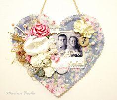 Beautiful Scrap: LOVE-подвеска)))