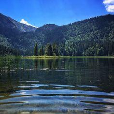 Obersee, Austria. Lakes, Austria, Fields, Mountains, Travel, Viajes, Destinations, Traveling, Trips