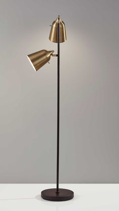Desk Lamp, Table Lamp, Swag Light, Black Floor Lamp, Task Lighting, Brass Material, Room Lights, Interior Design Tips, Matte Black