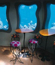 The Underwater Restaurant of the Red Sea - The world's first underwater restaurant and bar, the Red Sea Star Restaurant is still one of the most amazing places on Earth.  Located in Eliat, Israel's southernmost city, the Red Sea Star was built in 1998, …