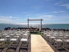A Perfect Spanish Wedding Venue. A beachfront Boutique Hotel