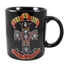 Gift Boxed Mug  Guns N  Roses - Appetite for Destruction. £7.96 Appetite 7dd29361d0d