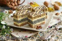 Érdekel a receptje? Kattints a képre! Küldte: meridiana Hungarian Cake, Cake Recipes, Dessert Recipes, No Cook Desserts, Food Cakes, Tiramisu, Banana Bread, Cheesecake, Deserts