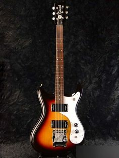 Mosrite Mark V Gospel Vintage Sunburst