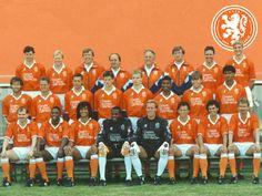 Foto van Nederlands elftal van 1988 via Google+ #KNVB #voetbal #soccer #Oranje