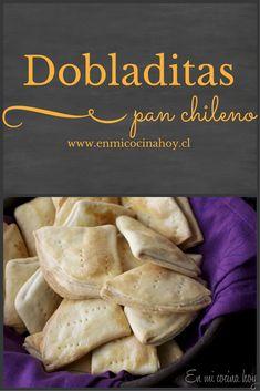 Dobladitas Tattoos And Body Art japanese tattoo art Chilean Recipes, Chilean Food, Salty Foods, Comida Latina, Tasty, Yummy Food, Pan Bread, English Food, Latin Food