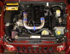 jeep wrangler with cummins diesel