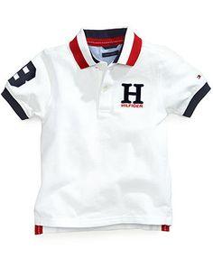 Tommy Hilfiger Little Boys  Matt Polo Tommy Hilfiger Outfit 796a0194fd4