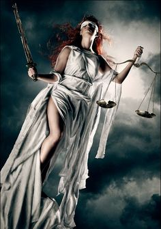 It's a common symbol for law but do you know it's history and meaning? Where did Lady Justice originate from? #law