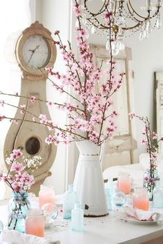 love the Almond blossoms