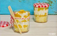 Como fazer Bolo gelado no pote, super fácil e prático