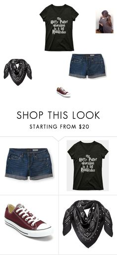 """Meeting Fafnir"" by maryvarleyrox ❤ liked on Polyvore featuring Aéropostale, Converse and MCM"